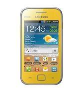 SAMSUNG S6802,  yellow