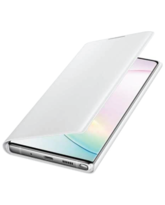 SAMSUNG NOTE 10 LED VIEW COVER WHITE