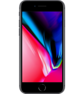 ايفون 8,  Space Gray, 64GB