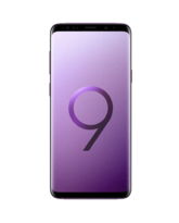 SAMSUNG GALAXY S9 PLUS,  purple , 128gb