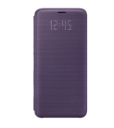 SAMSUNG GALAXY S9 PLUS LED VIEW COVER,  violet