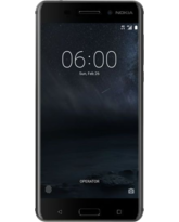 NOKIA 6 32GB 4G LTE DUAL SIM,  black