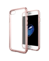 SPIGEN IPHONE 7 BACK CASE ULTRA HYBRID ROSE CRYSTAL