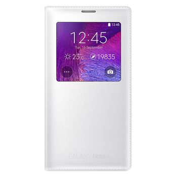 SAMSUNG S VIEW COVER NOTE 4,  white