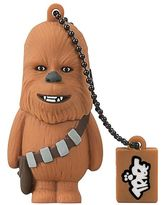 TRIBE USB FLASH DRIVE 16GB STAR WARS CHEWBACCA,  brown