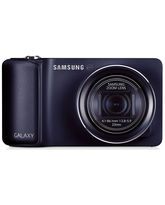 SAMSUNG GALAXY CAMERA,  red