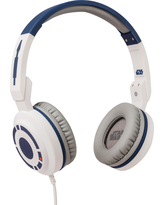 TRIBE ON EAR STEREO HEADSET R2D2,  blue