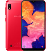 SAMSUNG GALAXY A10 A105F 32GB 4G DUAL SIM,  red