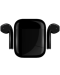 APPLE AIRPODS PAINTED SPECIAL EDITION,  black, gloss