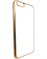 MYCANDY IPHONE 8 PLUS BACK CASE MOONRAY METAL GOLD