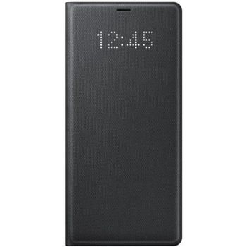 SAMSUNG GALAXY NOTE 8 LED VIEW STANDING COVER,  navy blue