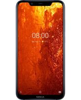 NOKIA 8.1 64GB 4G DUAL SIM,  iron steel