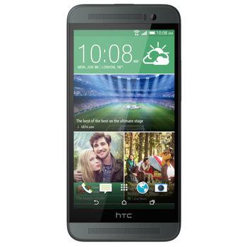 HTC ONE E8 16GB Dual Sim,  رمادي