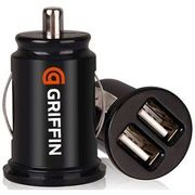 GRIFFIN CAR CHARGER DUAL USB 2A
