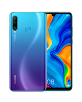 HUAWEI P30 LITE HIGH EDITION 128GB 4G DUAL SIM,  peacock blue