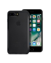 Puro iPhone 7 Plus Ultra-Slim ''0.3 Nude'' Cover Black