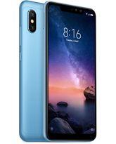 XIAOMI REDMI NOTE 6 PRO 4G DUAL SIM,  blue, 32gb