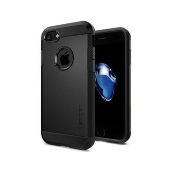 SPIGEN IPHONE 7 / IPHONE 8 BACK CASE TOUGH ARMOR BLACK