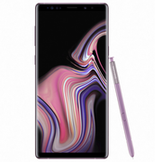 SAMSUNG GALAXY NOTE 9 DUAL SIM,  purple , 128gb