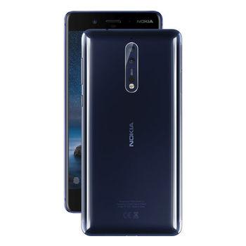 Nokia 8 64GB Dual SIM,  glossy blue