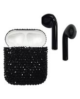 APPLE AIRPODS SWAROVSKI CRYSTAL EDITION,  jet black