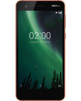 NOKIA 2 8GB DUAL SIM 4G LTE,  copper