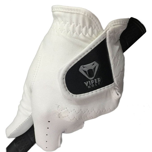 Viper Golf All Weather Glove WHITE - Left Hand,  white, large
