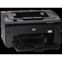 HP LaserJet Pro P1102W Single Function Printer,  black