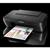 Canon PIXMA E410 Multi Function Colored Printer,  black