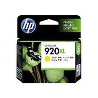 HP 920 XL Yellow Officejet Ink Cartridge(CD974AA)