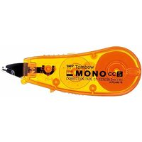 Tombow Correction Tape 5mmX6mm Orange (Pack of 5)