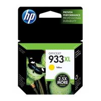 HP 933 XL Yellow Officejet Ink Cartridge(CN056AA)