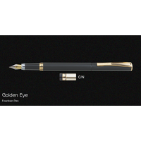 Pierre Cardin Golden Eye Fountain Pen