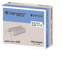 Kangaro 23/17 Staples(Pack of 10)