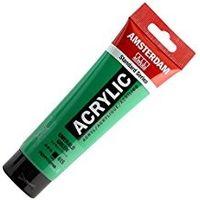 Amsterdam Acrylic Colour Tube Standard Series 120ml Emarald Green (17096152)