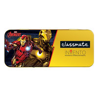 Classmate Invento Iron Man Geometry Box