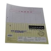 Classmate Project Paper(25 Sheets)