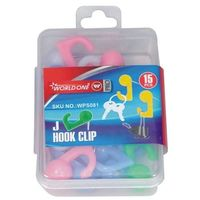 Worldone J Hook Pin WPS081 -Pack of 2