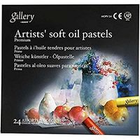 Mungyo Soft Oil Pastels 24 Shades MPV24