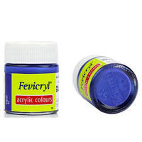 Fevicryl Acrylic Colour Violet 15ML (225) (Pack of 5)