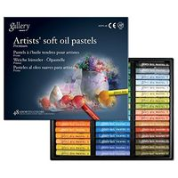 Mungyo Soft Oil Pastels 48 Shades MOPV48
