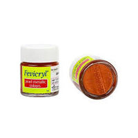 Fevicryl Acrylic Colour Rust 15ML (554) (Pack of 5)