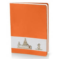 Nightingale Neon Series Notebook 'A' A5 Size Ruled 160 Pages