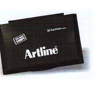 Artline Stamp Pad (Small, Black, )