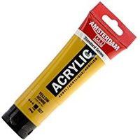 Amsterdam Acrylic Colour Tube Standard Series 120ml Yellow Ochre (17092272)
