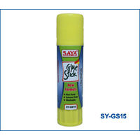 Saya Glue Stick-Medium(15Gm) (Pack of 10) (SY-GS15)