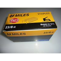 Miles 23/8 H Staple Pin (Pack of 5)