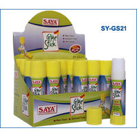 Saya Glue Stick-Large(21Gm) (Pack of 10) (SY-GS21)