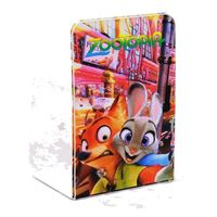 "Dolphin Bookends XL3228 Zootopia 8"" Design 1"