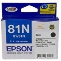 Epson 81N Black Ink Cartridge C13T111190